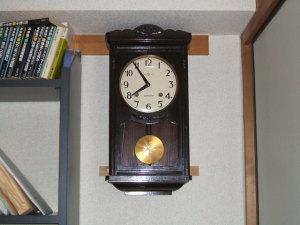 SEIKOSHA 壁掛け振り子時計