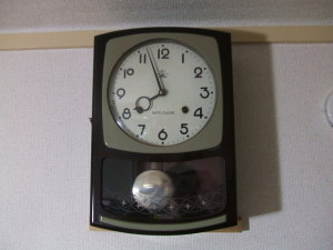 SATO CLOCK 壁掛け振り子時計