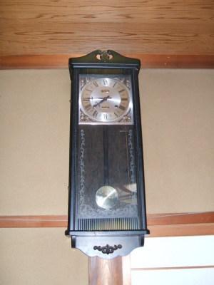 Rythm 30days 壁掛け振り子時計