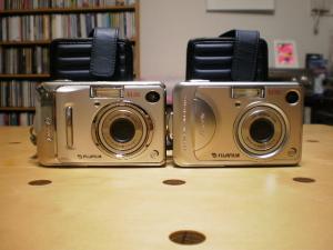 FUJI FinePix A500 & A510