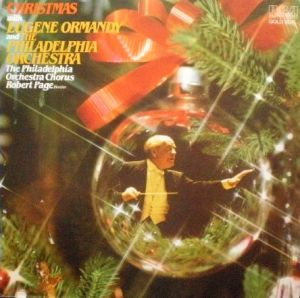 RCA Gold Seal AGL1-4088, Christmas with Eugene Ormandy and The Philadelphia Orchestra.