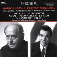 Mario Lanza & Eugene Ormandy、ANDROMEDA ANDRCD5133