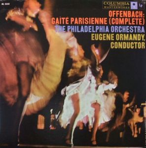 Ormandy & Philadelphia Offenbach's Gaite Parisienne