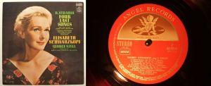東芝音楽工業 AA-8058 LP