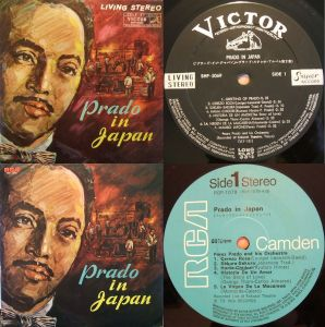 Prado in Japan 2LP's