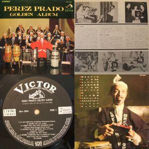 PEREZ PRADO GOLDEN ALBUM VICTOR SRA-5004