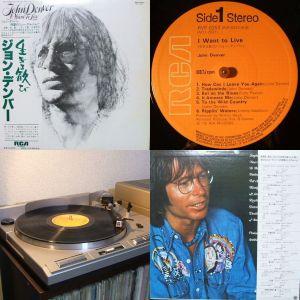 RVC/RCA RVP-6253((P)1978,LP) John Denver - I Want to Live.