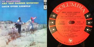 Once Over Lightly, Columbia CL968(LP)