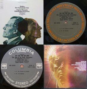 LPs : Das Lied von der Erde