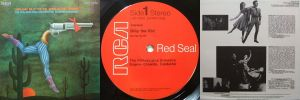 RCA Red Seal LSC-3184