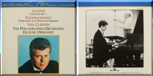 米RCA VICTOR Van Cliburn Collection 7945-2-RG