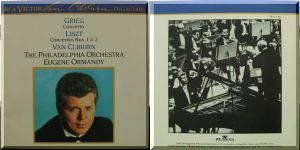 米RCA VICTOR Van Cliburn Collection 7834-2-RG