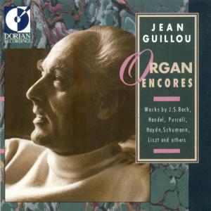 Jean Guillou - Organ Encores (DOR-90112)