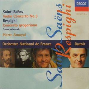 英DECCA 443 324-2 Respighi : Concerto Gregoriano &  Poema Autunnale
