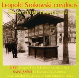Biddulph Recordings WHL012 - Leopold Stokowski Conducts French Music (Vol. 2)