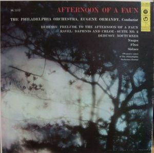 米Columbia ML-5112, Afternoon of a Faun