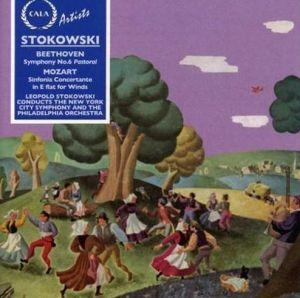 CALA CACD0523, Stokowski conducts Mozart & Beethoven