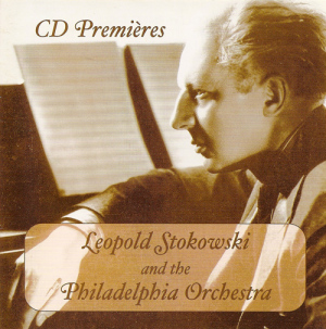 NML CD-1173 Leopold Stokowski and the Philadelphia Orchestra