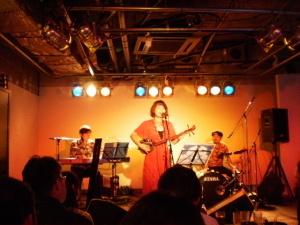 しゃかり Live at A-KOZA, 2009.11.12