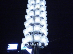 今時古風な街灯?かな・・・