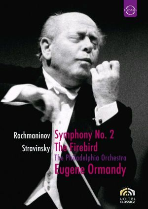 Medici Arts 2072258, Ormandy conducts Stravinsky and Rachmaninov