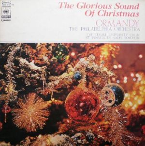 CBS/SONY SONW 20063~64 Glorious Sound of Christmas