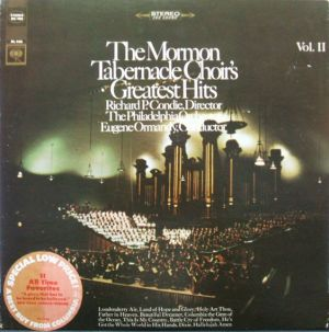 Columbia Masterworks MS7086 The Mormon Tabernacle Choir's Greatest Hits vol.2 - 1
