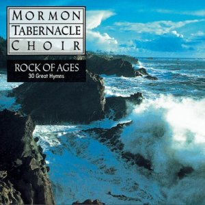 Sony Music MDK48293 The Mormon Tabenacle Choir - Rock of Ages