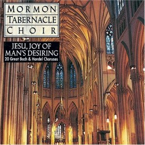 Sony Music MDK48296 The Mormon Tabenacle Choir - Jesu,Joy of Man's Desiring