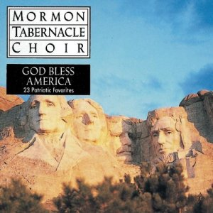 Sony Music MDK48295 The Mormon Tabenacle Choir - God Bless America