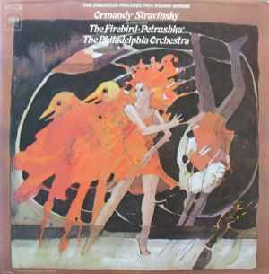 Columbia Masterworks - The Fabulous Philadelphia Sound Series M31632 Stravinsky Firebird & Petrushka