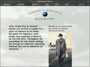 Multimedia Strauss - biography