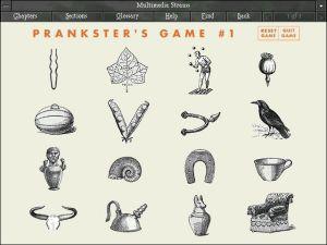 Multimedia Strauss - Prankster's game