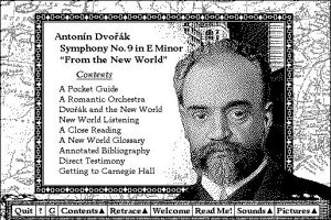 Voyager Presents Version2.0 - Antonin Dvorak Symphony no.9 From the New World CD Companion by Robert Winter - Preview