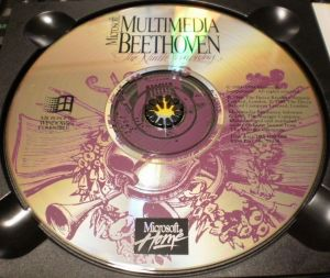 Legendary Multimedia - Multimedia Beethoven CD-ROM