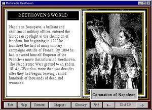 Legendary Multimedia - Multimedia Beethoven - Beethoven's World