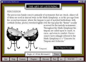 Legendary Multimedia - Multimedia Beethoven - The Art of Listening