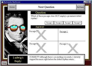 Legendary Multimedia - Multimedia Beethoven - The Nineth Game
