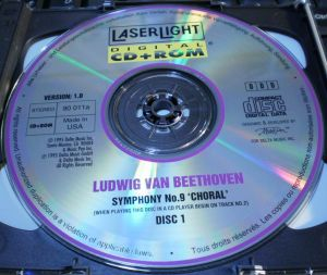 LaserLight Digital CD + ROM CD-ROM