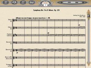Laserlight Symphony No.9 Score - 2