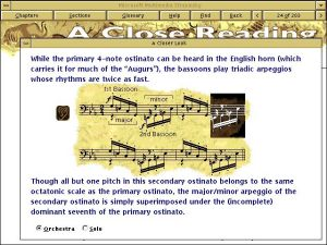 Microsoft Multimedia Stravinsky - A Close Reading - Part One. The Adoration of the Earth - A Closer Look