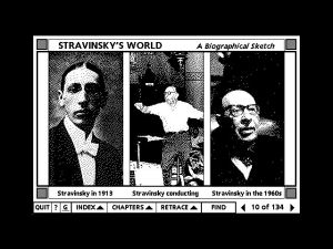 Voyager - Igor Stravinsky - The Rite of Spring -2