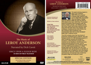 Kulter International - The Music of Leroy Anderson - Once Upon A Sleigh Ride