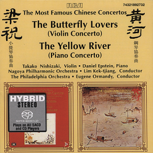 Hong Kong Recrords?/RCA CRCA 892732 SA, SACD Hybrid, The Most Famous Chinese Concerto