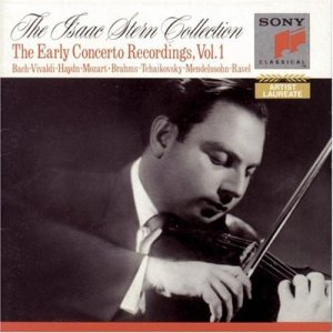 SME/Sony Classical Isaac Stern - Early Concerto Recordings vol.1