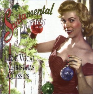 Rhino Records R2 72175 Santamental Journey Pop Vocal Christmas Classics