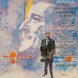 Sony Musc Entertainment MHCP516 SNOWFALL - The Tony Bennett Christmas Album