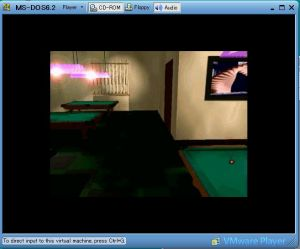 InterPlay Virtual Pool DOS Version OP-3