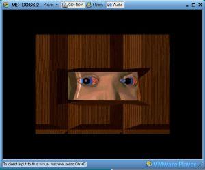 InterPlay Virtual Pool DOS Version OP-4