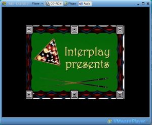 InterPlay Virtual Pool DOS Version History of Pool - 1